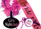 HEN NIGHT PARTY ITEMS ALL IN ONE LISTING simply choose