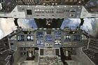 NASA Shuttle Cockpit Outer Space Easy Up & Movable Wall Mural ~ Size Choice