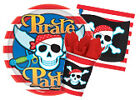 PIRATE PARTY  - ALL PARTY ITEMS ON THIS LISTING - JUST CHOOSE FROM DROP DOWN BAR