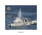 USS Tempest PC 2  USN Navy Ship print