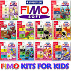 FIMO KITS FOR KIDS / ART CRAFT / MODELLING CLAY / CREATIVE FUN