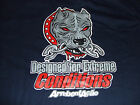 ARREBENTACAO EXTREME CONDITIONS BLUE T SHIRT  BJJ  FIGHT VALE TUDO  MMA S-L-XXL