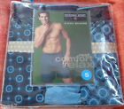HATHAWAY SPORT MENS SUPER FINE COTTON V G QUALITY  BOXER SHORTS SMALL  3 PK