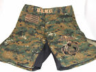 USMC MARINES MARPAT CAMO MMA PT S-T-COMP BOARD SHORTS FIGHT SHORTS SIZES S - 4XL