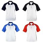 Baseball Raglan Dry fit Polo T-shirts sports Casual wear Jersey Vintage shirt