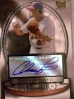 CHRIS PEREZ 2008 BOWMAN STERLING CERTIFIED AUTOGRAPH - ROOKIE. rookie card picture