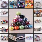 WHOLESALE LOTS CHARMING MIXED 20 TYPES EUROPEAN CHARM LOOSE BEADS FIT BRACELETS