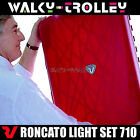 SET VALIGE TROLLEY RONCATO LIGHT SET GRANDE E MEDIO FATTI IN ITALIA TSA 4 RUOTE
