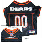 Chicago Bears NFL Licensed Pet Dog Football Jersey