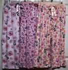 Minnie, Eyore, Betty Boop Elastic Waist Capri Sleep Pants Womens S, M NWT $4.99 USD