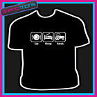EAT SLEEP FARM FARMER TRACTOR  TSHIRT