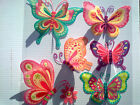 kids room girls - 3D Removable Butterfly Art Decor Wall Stickers Kids Room/ Decals for Girl