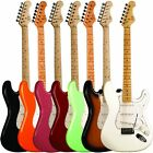 Indy Custom Electric Guitar  -    --  Check Out the Colors