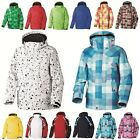 New Winter Mens Womens FullZip Snowboard Ski Jacket Jumper Hoodie Hooded Top AU