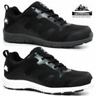 MENS GROUNDWORK SAFETY TRAINERS SHOES BOOTS WORK STEEL TOE CAP HIKER SIZE 7-11UK