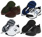 NEW BALANCE Men's Leather Sneakers Cross Training Shoes