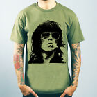 Keith Richards-head photo cele rock music star fashion unisex t-shirt
