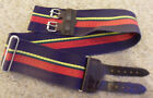 ROYAL MARINES STABLE BELT - MUTIPLE SIZES - BRITISH MILITARY ISSUE - USED