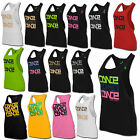 URBAN CLASSICS DANCE DAMEN TANKTOP  LADY LADIES TANK TOP T-SHIRT SHIRT TOP S-XL