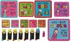 Birthday Christmas Gift Coaster socks 18th 21st 30th 40th 50th 60th Relatives