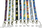 Lanyard for Keys /  ID Card / Mobile phone- Cartoon & Disney Characters
