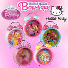 Disney/ Hello Kitty/ Minnie Mouse/Princess Jumbo Alarm Girls Clock Electronic