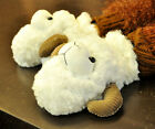 South Korea Super Cute Sheep's Head Bushy Thicken Warm Mittens A24