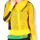 Ladies $70 PUMA Riddim Podium by MARLEY Light JAMAICA Running Wind JACKET M or L