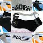 Sports Socks Lot Womens Mens shoes Casual Athletic Double cushion Warm by Korea