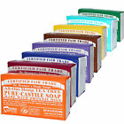 Dr Bronner Castile Bar soap Organic Fair Travel Essential Oil 140g