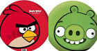 """Angry Birds Helium Balloons Assorted 18"""" Red or Green FREE FIRST CLASS POST"""