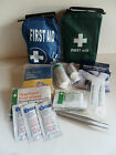 BUILDERS FIRST AID KIT - CARPENTERS, PLUMBERS, GLAZIERS - CONTAINS 75 ITEMS
