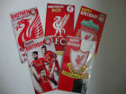 Liverpool Birthday Card Son Brother Grandson Dad Crest