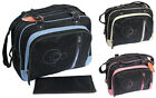 Baby Diaper Bag Nappy Tote Messenger Changing Bag 3 Color you pick 10100
