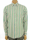 NWT Mens POLO RALPH LAUREN Green Southwestern Stripes Button Up Front Shirt $125