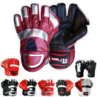Wicket Keeping Gloves / Leather Wicket Keeper Gloves  BOYS,YOUTH,MENS