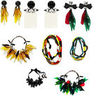Marni for H&M Necklace Earrings Collar White Black Yellow Red New Box Tags BNWT