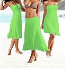 Fashion Sexy Style Bikini Cover-Up Dress Lady Girl Swim-Wear Beach-Skirt