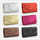 New Glitter Envelope Sparkle Ladies Party Prom Evening Wedding Clutch Bag A303