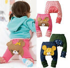 Baby Toddler Boy Girl Unisex Leggings Trousers Warmers Pants 8 color