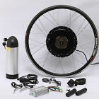 Electric Conversion Bike Kit 500W - 1000W From £495 inc` battery and more