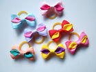 20 dog cat pet bow hairpin grooming  pets lovely gift #a2