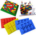 Building Brick Silicone Mould Sugarcraft Sugarpaste Chocolate Birthday Topper