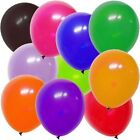 "Birthday, Wedding, Party  Decor 12"" Latex Balloons- 24 Colors-FREE SHIPPING"