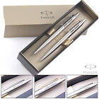 Personalised Engraved PARKER Jotter Ballpoint Pens, Pencil OR Pen Set -Xmas Gift