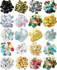 Craft Factory Square Hologram Stars Spangles Sequins Jewellery Sewing Knitting