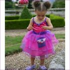 GIRLS FANCY DRESS CUPCAKE FAIRY COSTUME 18-24M - 3-5 YEARS
