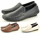 New Mens Casual Loafers Moccasins Slip on Shoes with Tassels Avail. UK Size 6-11