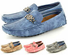 New Mens italian Style Casual Loafers Moccasins Slip on Driving Shoes Sizes 7-11