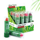 72 x Lipstick with ALOE VERA / VITAMIN E Wholesale JOB LOT UK